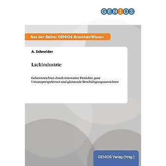 Lackindustrie av Schneider & A.