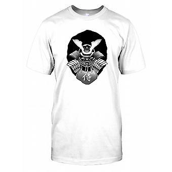 Japanese Samurai Mens T Shirt