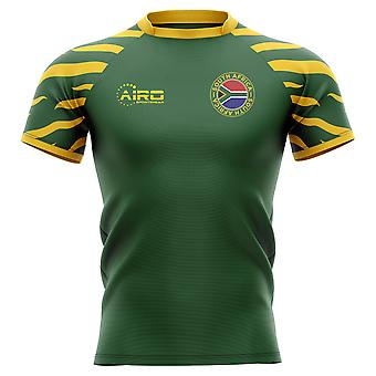 2019-2020 South Africa Springboks Home Concept Rugby Shirt