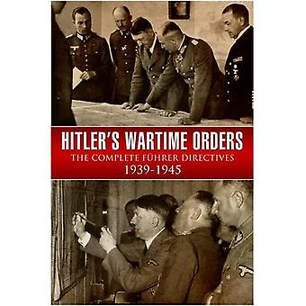 Zamówienia wojenne Hitlera przez zamówienia wojenne Hitlera - 9781473868724 Bo