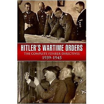 Hitlers Krieg Befehl von Hitlers Krieg Befehl - 9781473868724 Bo