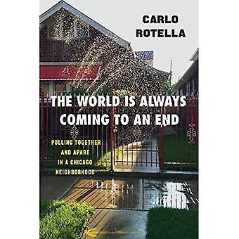 De wereld komt altijd tot een einde: samentrekken en uit elkaar in een wijk in Chicago (Chicago Visions en revisies)