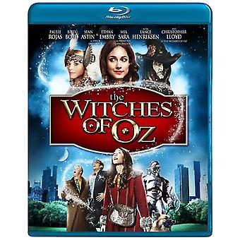 Les sorcières d'Oz [Blu-ray] [BLU-RAY] importation USA