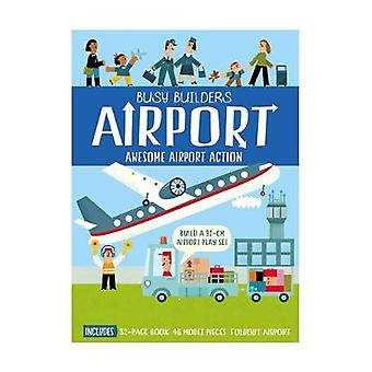 Busy Builders Airport - Airports by Carles Ballesteros - 9781787410121