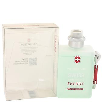 Svizzera energia illimitata da Victorinox Cologne Spray 5 oz/150 ml (uomini)