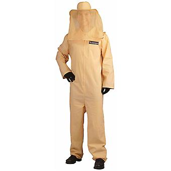 Bee Keeper Occupation Farmer Party Dress Up Mens Costume Plus