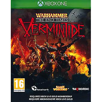 Warhammer The End Times Vermintide  - Xbox One