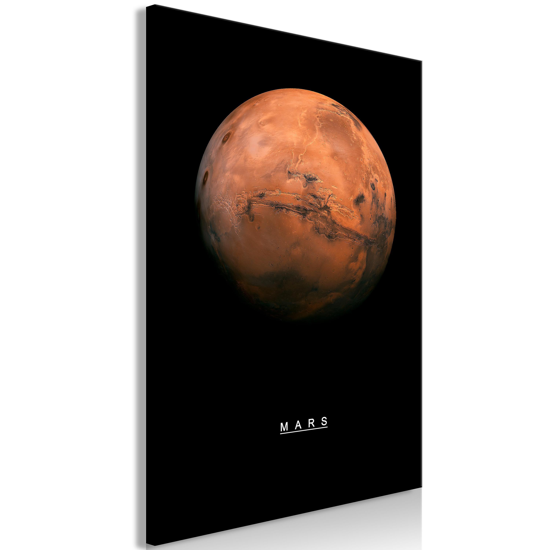 Tableau - Mars (1 Part) Vertical