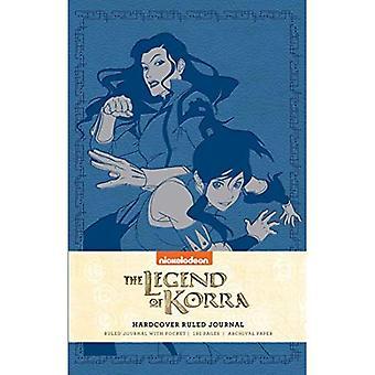 De legende van Korra hardcover regeerde Journal