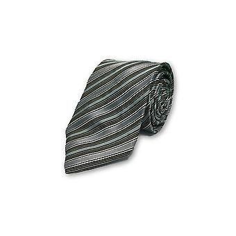 Strellson tie in grey and black st