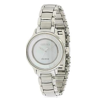 Citizen Eco-Drive Circle Of Time Ladies Watch EM0380-81D
