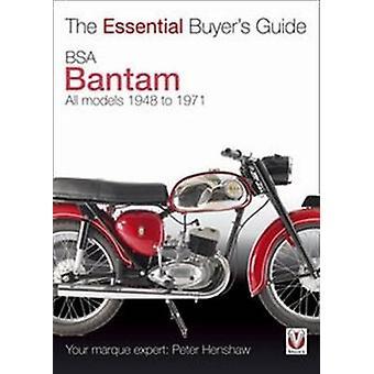 BSA Bantam by Peter Henshaw - 9781845841652 Book