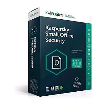 Kaspersky small office security 5.0 license for 1 server + 10 desktops + 10 devices for 1 year medialess full version (english)