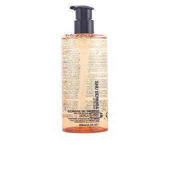 Shu Uemura oczyszczający szampon olej dla suchej skóry głowy i włosów 400 Ml Unisex