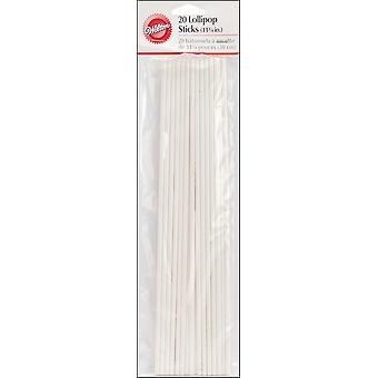 Lollipop Sticks 20 Pkg 11.75