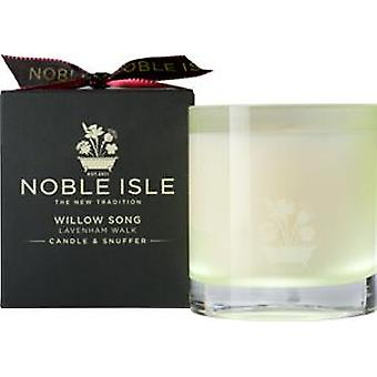 Noble Isle Willow Song Candle & Snuffer