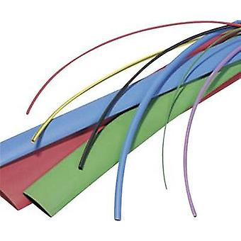 Heatshrink w/o adhesive White 6.40 mm Shrinkage:2:1 HellermannTyton 309-50649 TF21-6,4/3,2-WH