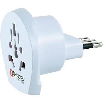 Travel adapter World to Italy Skross 1.500223
