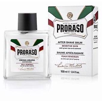 Proraso White Liquid Aftershave Cream (100ml)