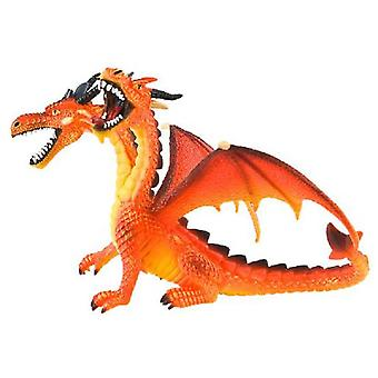 Yolanda Two-Headed Orange Dragon
