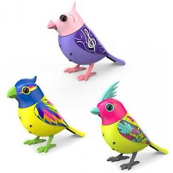 Digibirds Digibirds Collection 3 (Toys , Dolls And Accesories , Miniature Toys , Animals)
