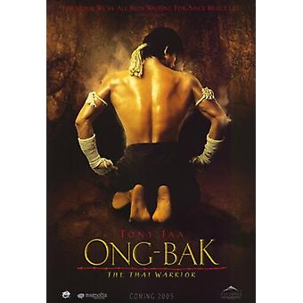 Ong-Bak Movie Poster (11 x 17)