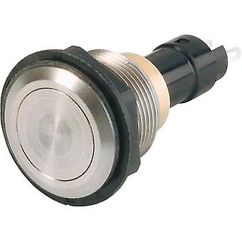 Tamper-proof pushbutton 250 Vac 0.5 A 1 x Off/(On) Arcolectric T0916VAAAA momentary 1 pc(s)