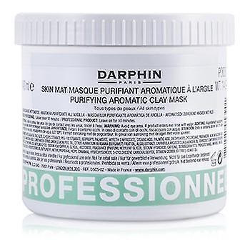 Darphin Skin Mat Purifying Aromatic Clay Mask (Salon Size) - 400ml/14.9oz