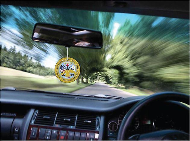 Departement van het Amerikaanse leger auto luchtverfrisser