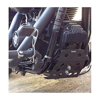 Iron optics motorcycle motor protection bow spoiler Dyna 3