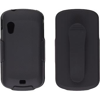 Wireless Solutions Holster/Case Combo for Samsung Stratosphere i405 - Black