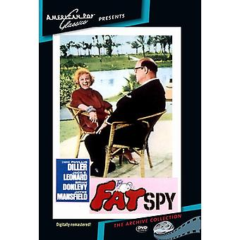 Fedt spion [DVD] USA importerer