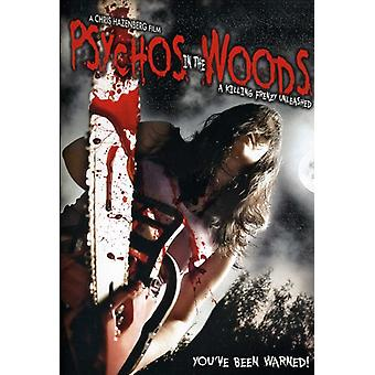 Psychos i skoven: A drab vanvid Unleashed [DVD] USA import