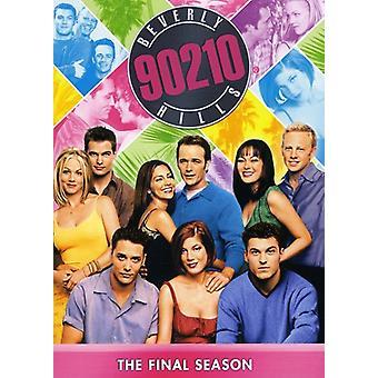 Beverly Hills 90210 - Beverly Hills 90210: Final Season [DVD] USA import