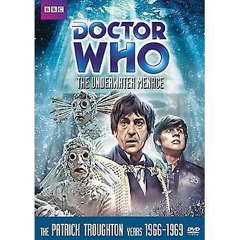 Doctor Who: Det undervattens hotet [DVD] USA import