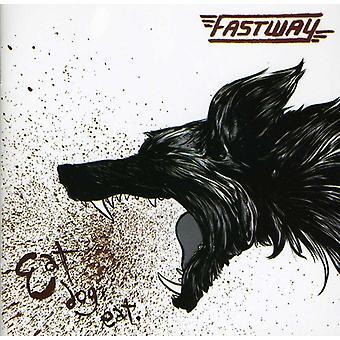 Fastway - Eat Dog Eat [CD] USA importare