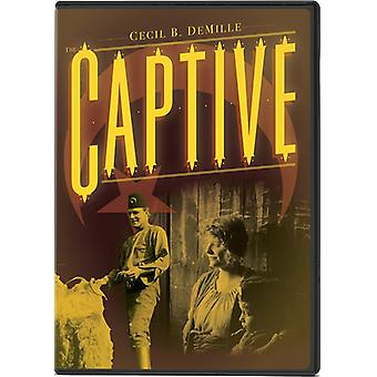 Captive [DVD] USA import