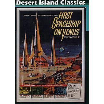 First Spaceship on Venus (1960) [DVD] USA import
