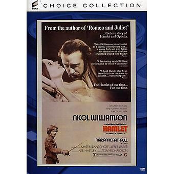 Hamlet (1969) [DVD] USA import