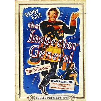Inspector General, the [DVD] USA import
