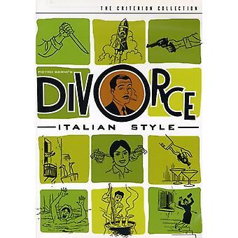 Scheidung-italienischen Stil [DVD]-USA import