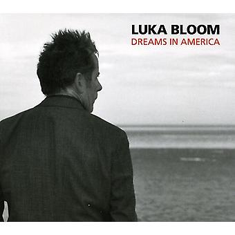Luka Bloom - drömmar i Amerika [CD] USA import