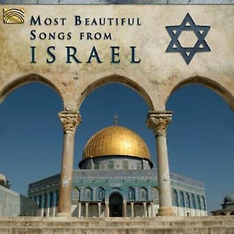 Alkabatz/Neeman/Kashtan/Shmuel/Elbaz/Shlensky/Tch - Most Beautiful Songs From Israel [CD] USA import