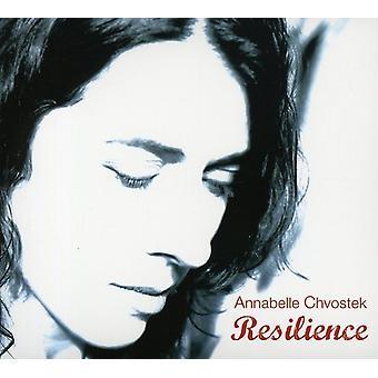 Annabelle Chvostek - modstandsdygtighed [CD] USA import