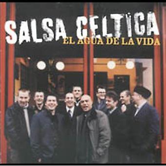 Salsa Celtica - El Agua De La Vida [CD] USA importar