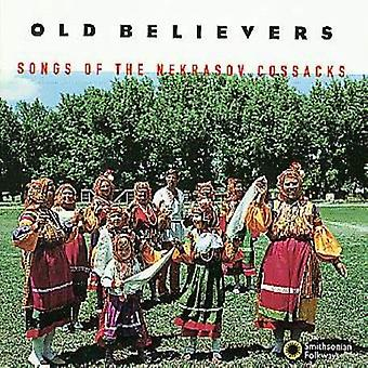 Old Believers - Songs of the Nekrasov Cossacks [CD] USA import