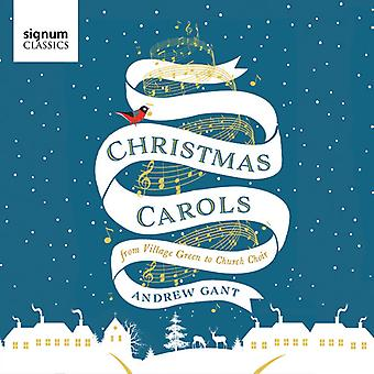 Gant / Gant, Andrew - Christmas Carols - From Village Green to Church [CD] USA import