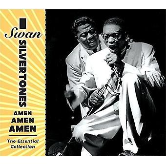Svane Silvertones - Amen Amen Amen: The væsentlige Indsaml [CD] USA import