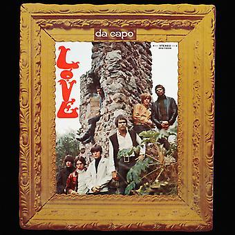Kærlighed - Da Capo [CD] USA importerer