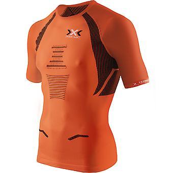 X-Bionic Men The Trick Shirt Short Sleeve Laufshirt - O100049-O095